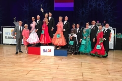 Winners of the Dutch Championships 2018 senior 3 ( age 55-65)