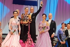 Winners of the Dutch Championships 2017 senior 3 (age 55-65)