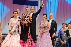Winners of the Dutch Championships 2017 senior 3 (age 55-65)